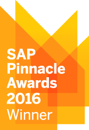 2016 SAP Pinnacle Award, Macromicro, OrgInsight